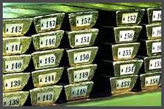 riserve d'oro
