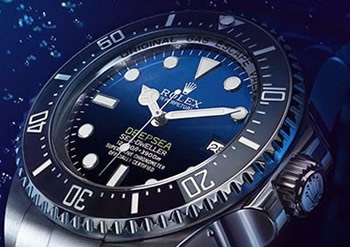 Rolex Deepsea Sea-Dweller D-blu - Ref. 116660