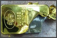 oro flaso