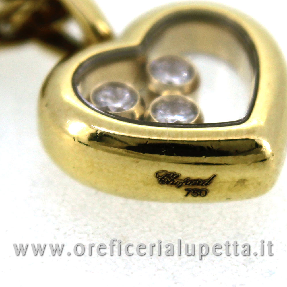 Girocolli   Chopard Happy Diamonds Icons