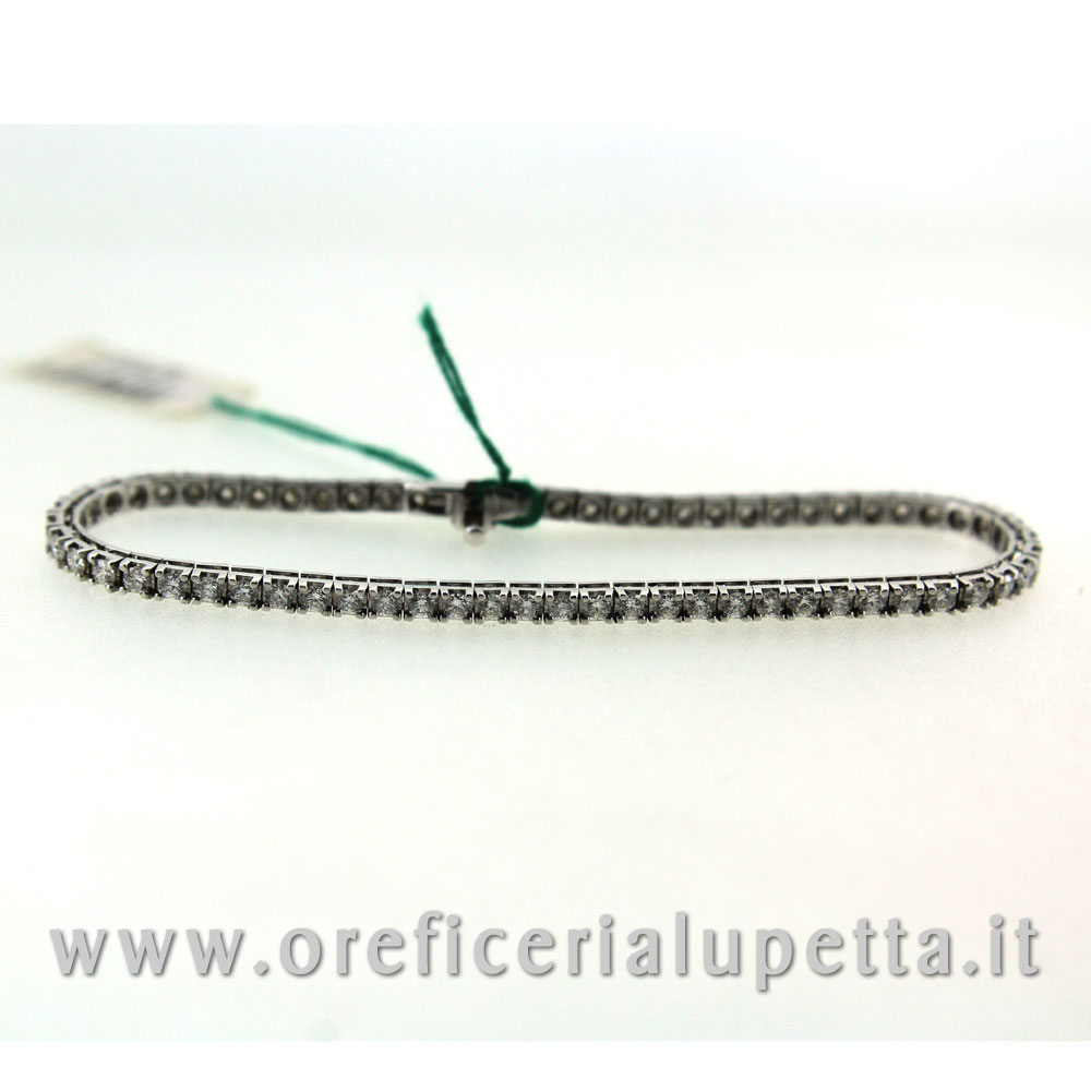 Bracciali Tennis brillanti ct 3.25