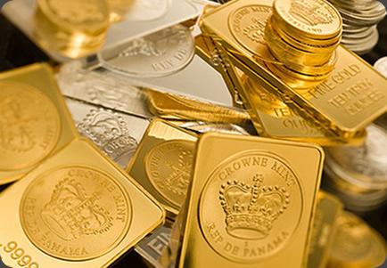 lingotti e monete oro