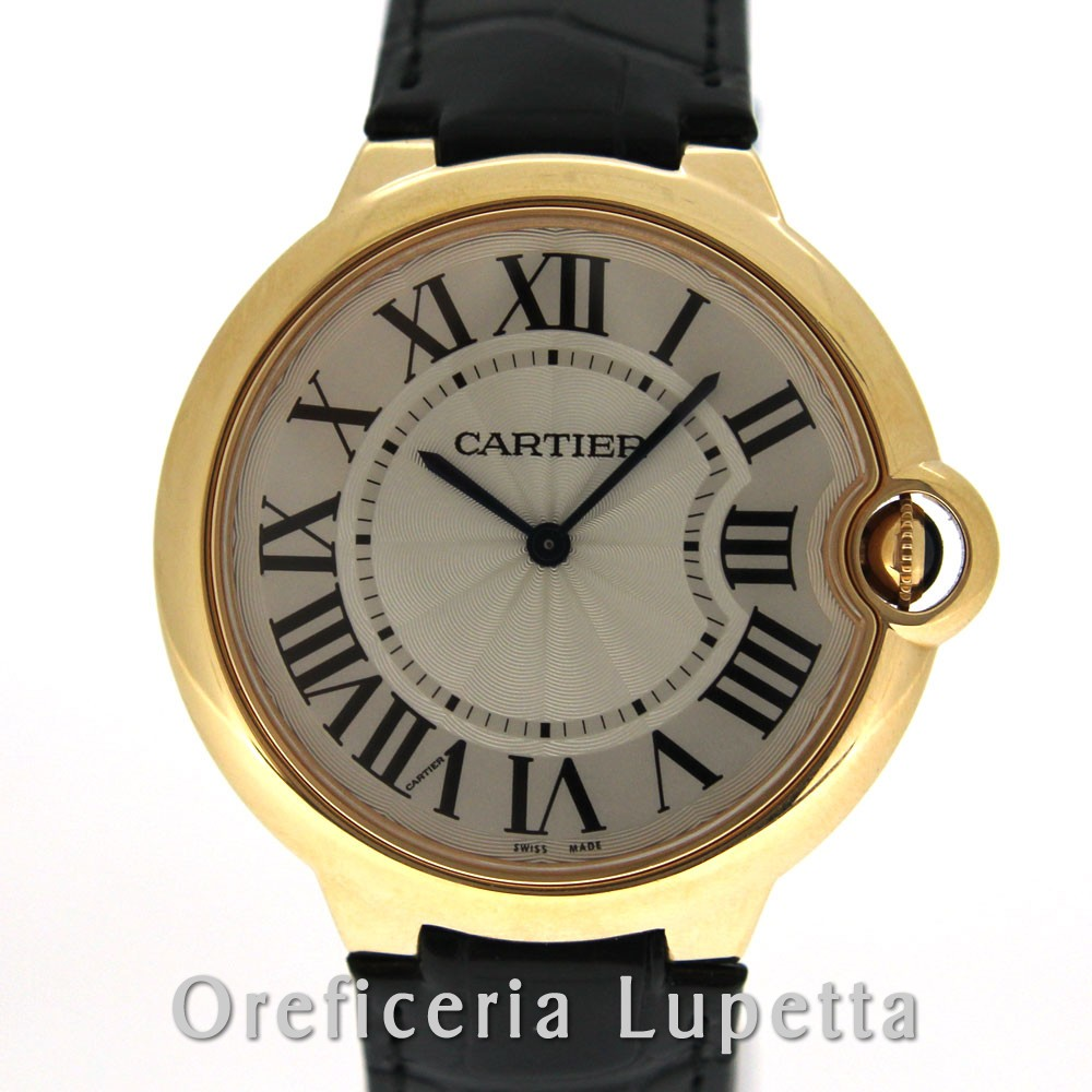 Cartier Ballon Bleu 40 MM 3661 W6920083