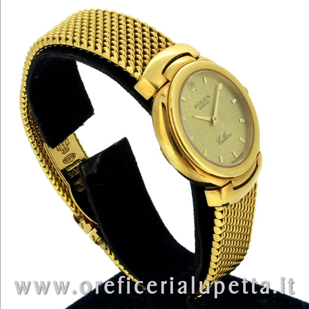 Orologio Rolex Cellini Lady 6621
