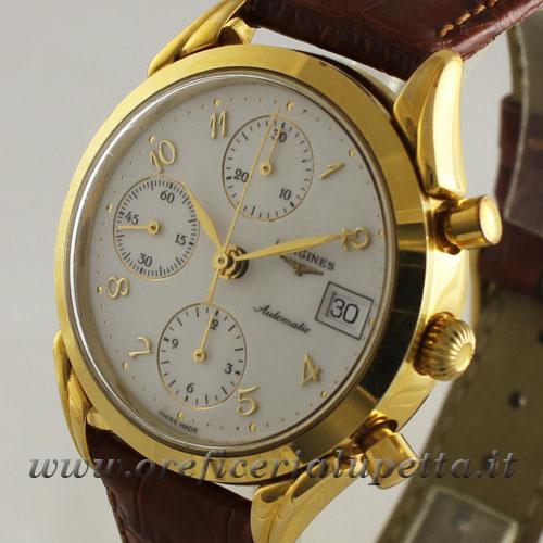 Orologio Longines Chronograph L4 642 2