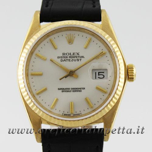 Orologio Rolex Datejust 16018