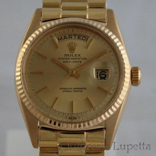 Rolex oro prezzi for Offerte orologi di lusso