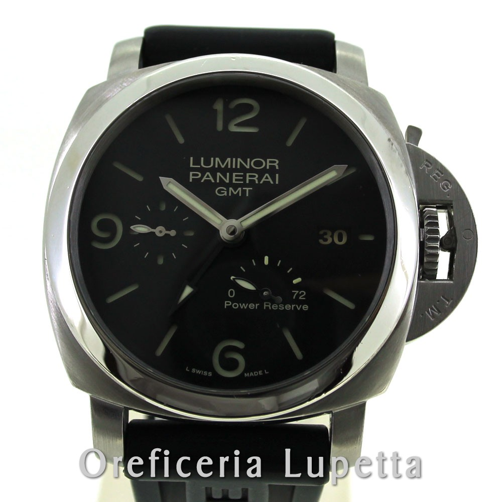 Panerai Luminor 1950 3 Days GMT PAM00321