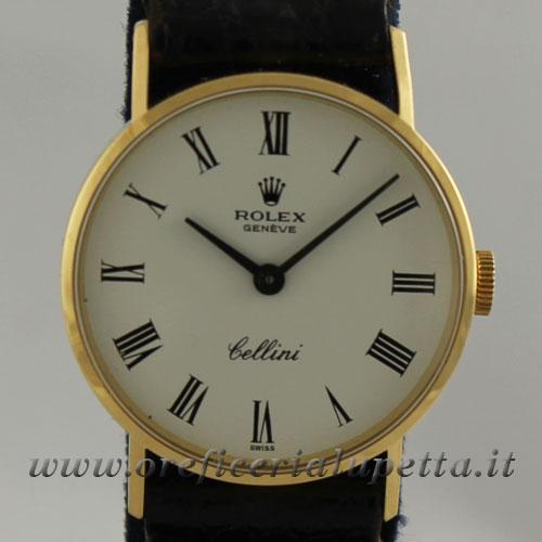 Rolex Cellini Lady 3810 0