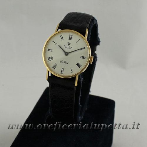 Rolex Cellini Lady 3810 3