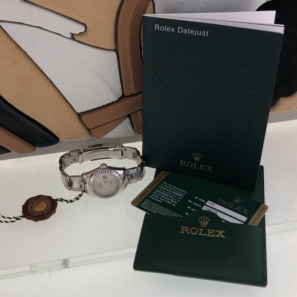 Rolex Datejust Lady 179174 8