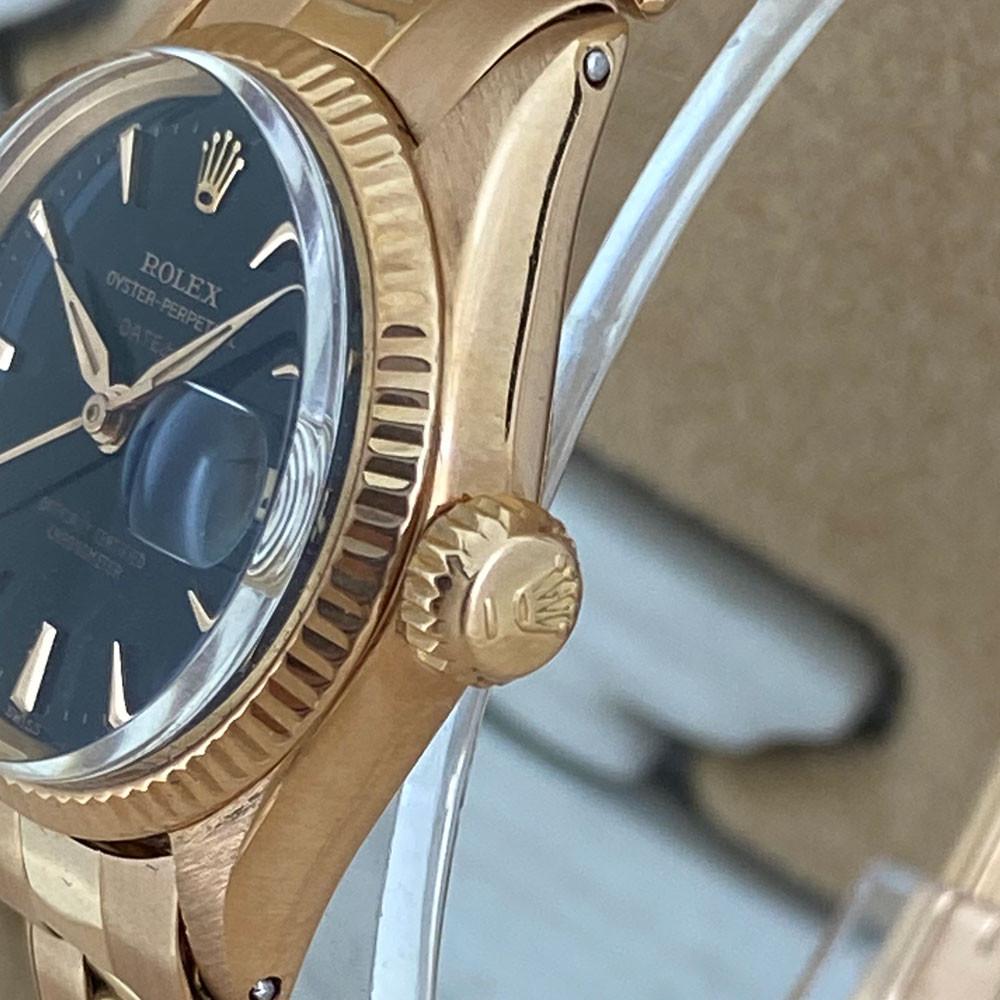 Rolex Datejust Lady Rose Gold 6517 3