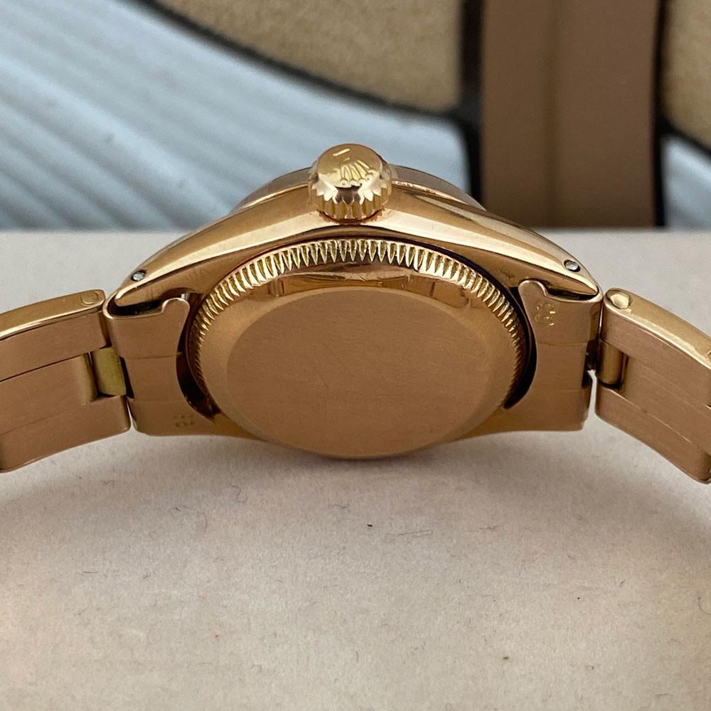 Rolex Datejust Lady Rose Gold 6517 6