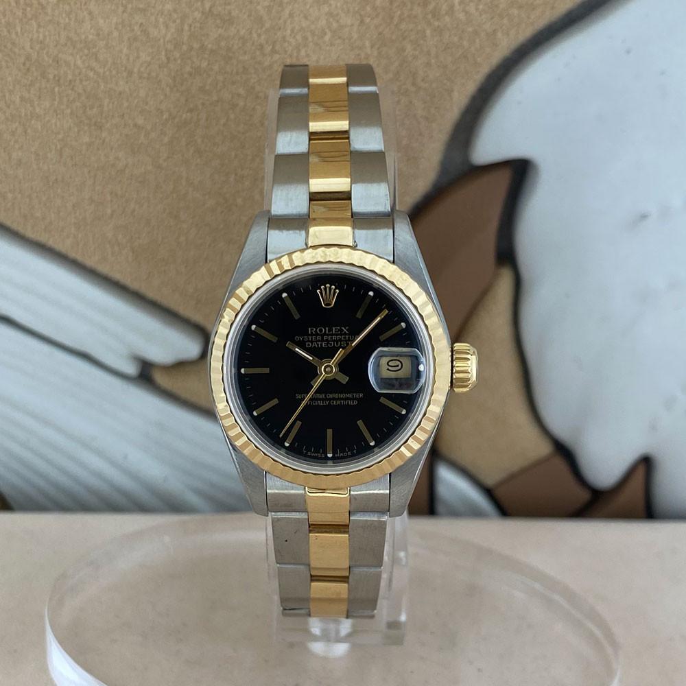 Rolex Datejust Lady 69173 0