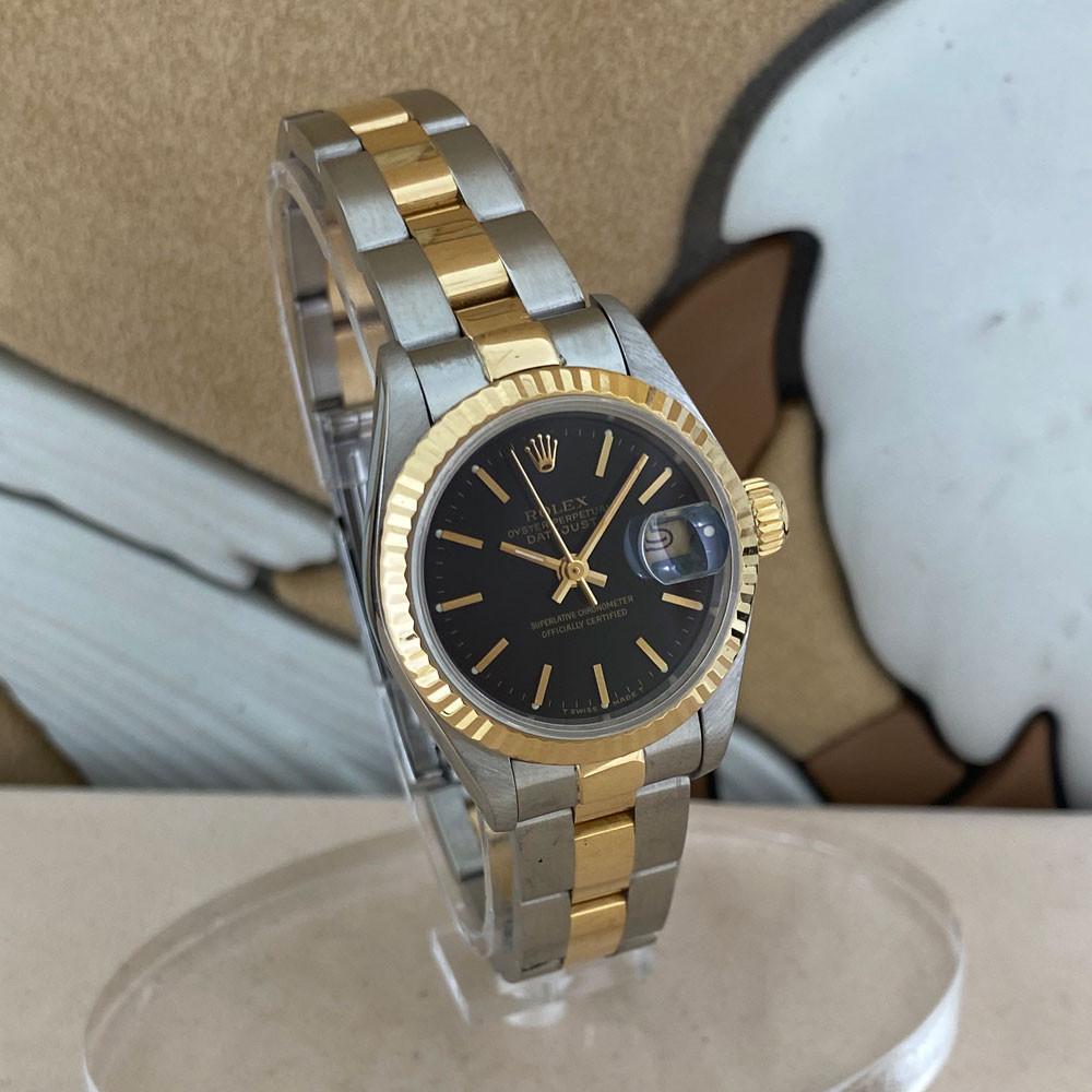 Rolex Datejust Lady 69173 2