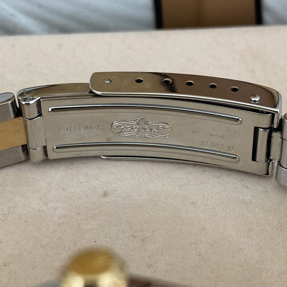 Rolex Datejust Lady 69173 5