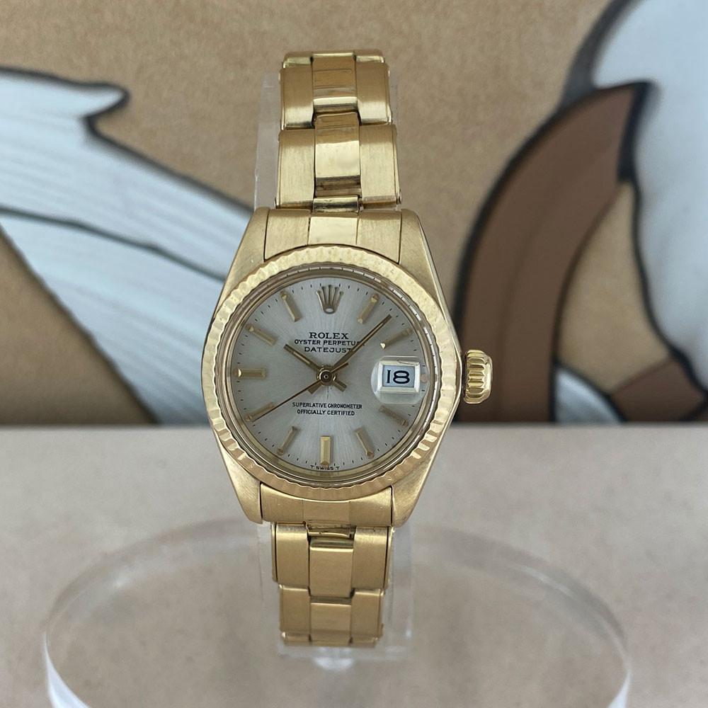 Rolex Datejust Lady 6917 0