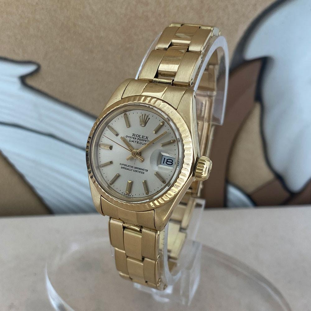 Rolex Datejust Lady 6917 1