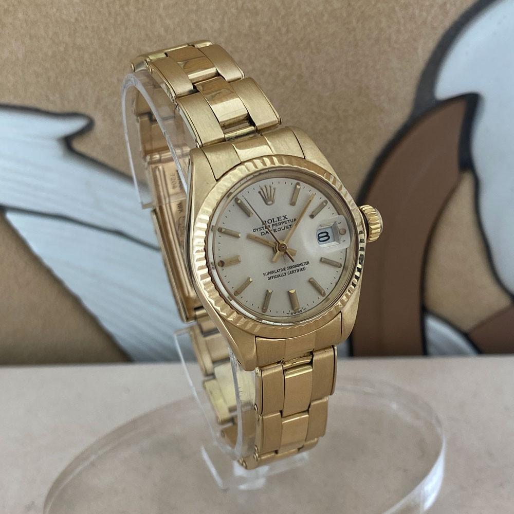 Rolex Datejust Lady 6917 2