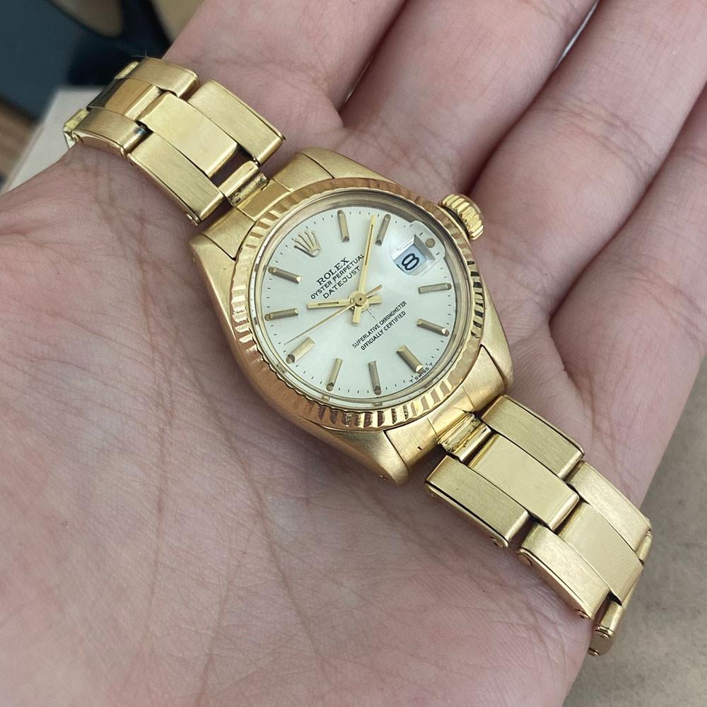 Rolex Datejust Lady 6917 8