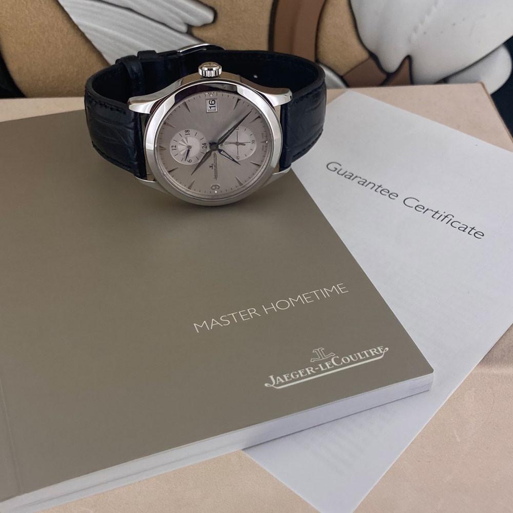Jaeger Le Coultre Master Hometime 174.8.05 S  Q1628430 8