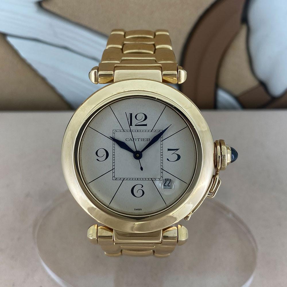 Cartier Pasha 1986 820901 0