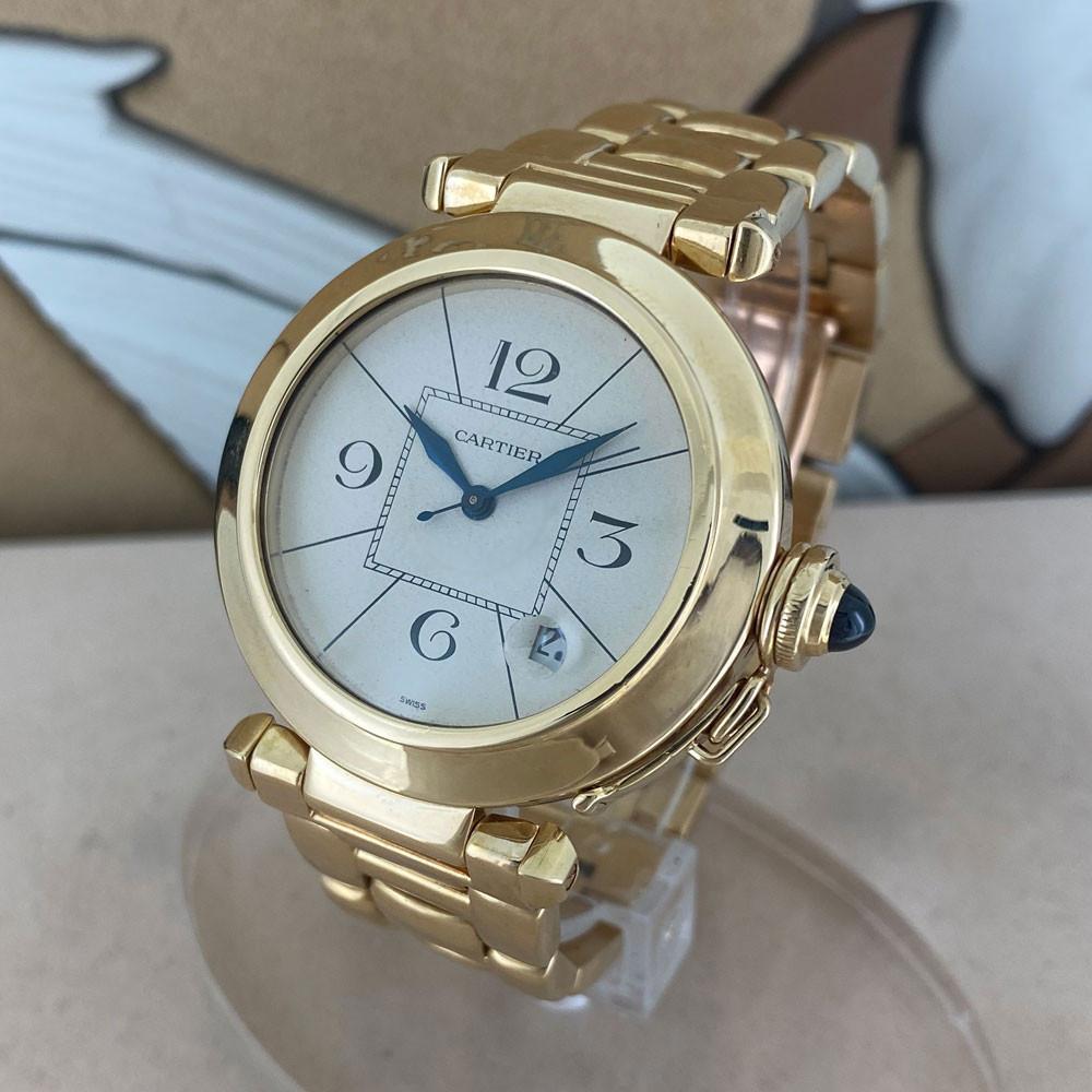 Cartier Pasha 1986 820901 1