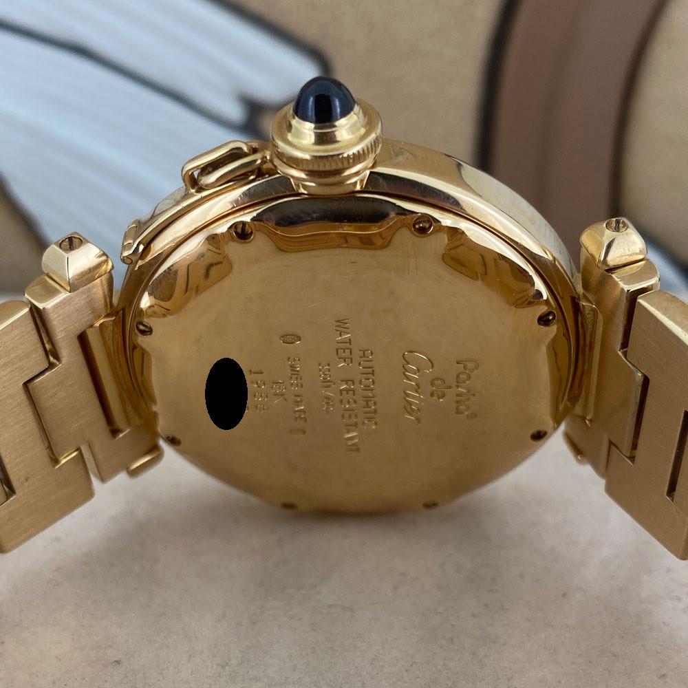 Cartier Pasha 1986 820901 5