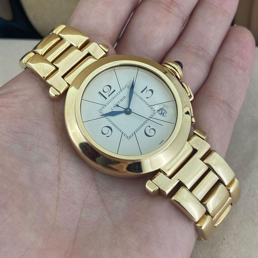 Cartier Pasha 1986 820901 8