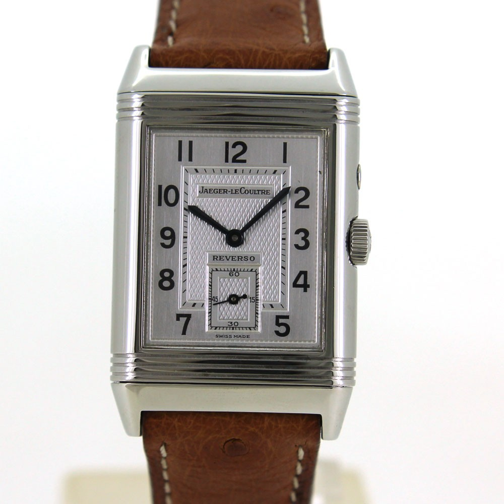 Jaeger Le Coultre Reverso Duoface Night and Day 270.8.54