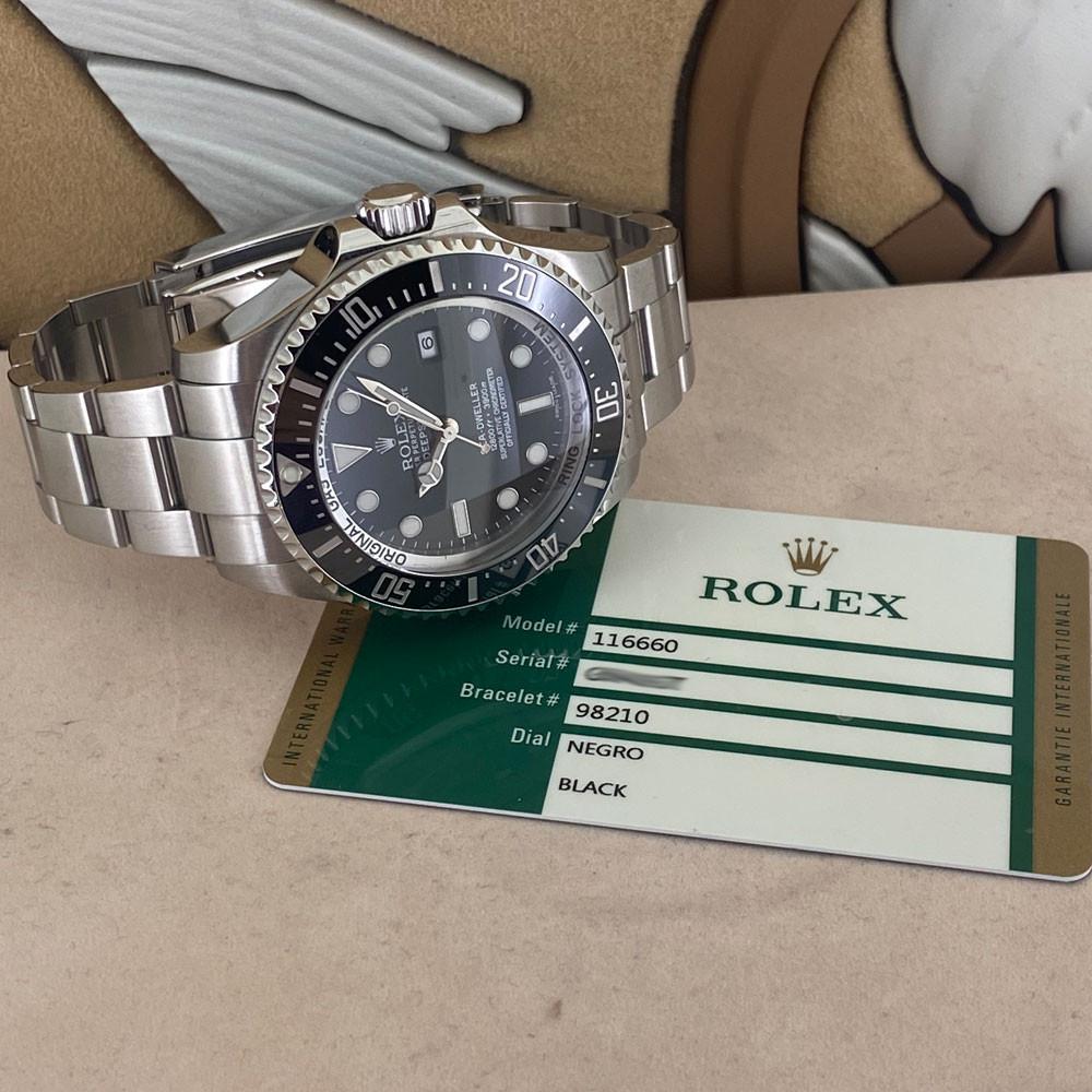 Rolex Sea-Dweller Deepsea 116660 1