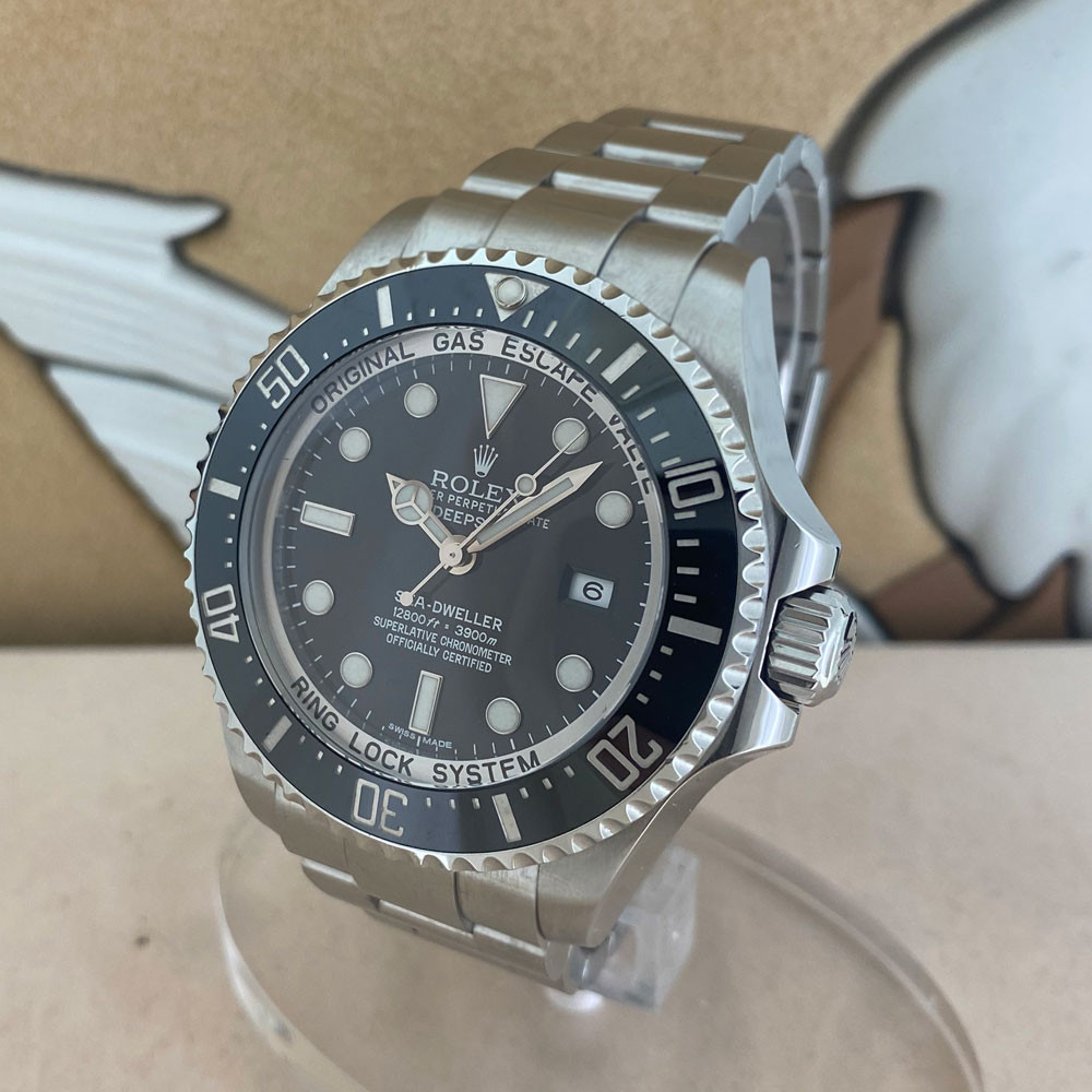 Rolex Sea-Dweller Deepsea 116660 2