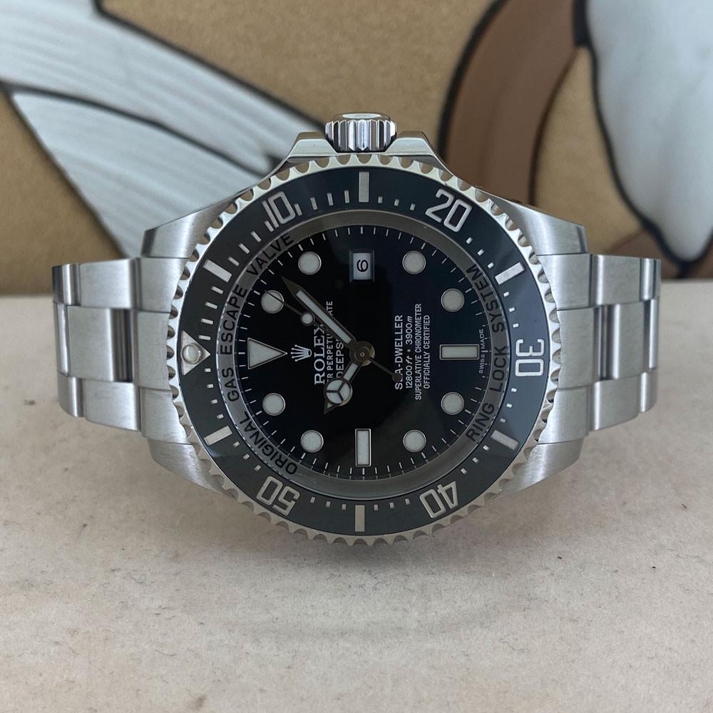 Rolex Sea-Dweller Deepsea 116660 5