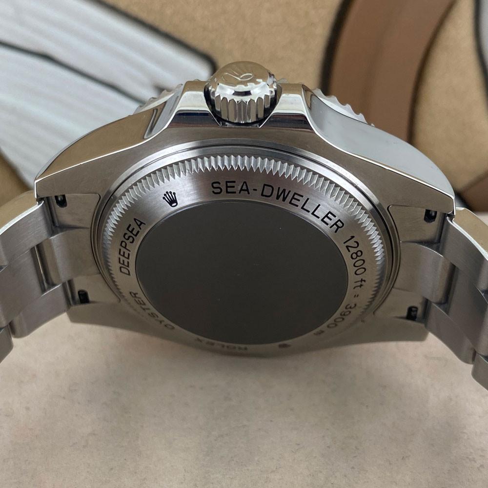Rolex Sea-Dweller Deepsea 116660 6
