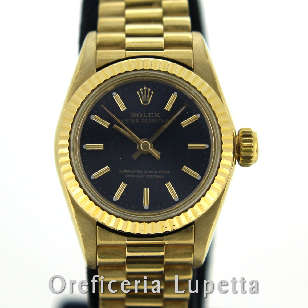 Rolex Oyster Perpetual Lady 67198