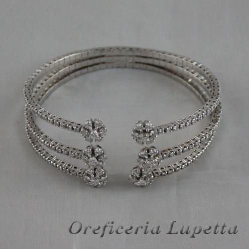 bracciali con diamanti