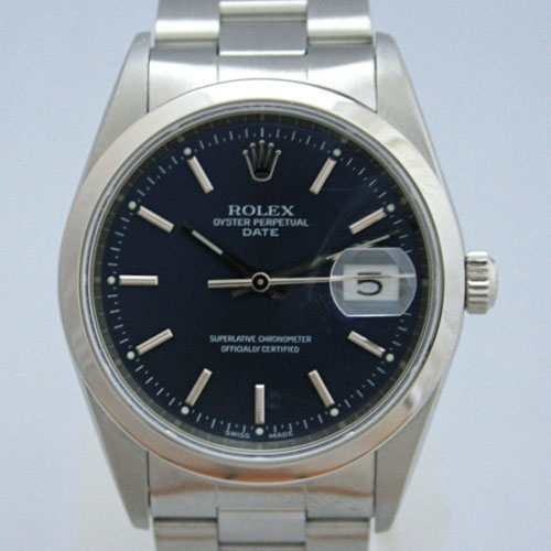 rolex date 15200 preowned second hand rolex date for sale