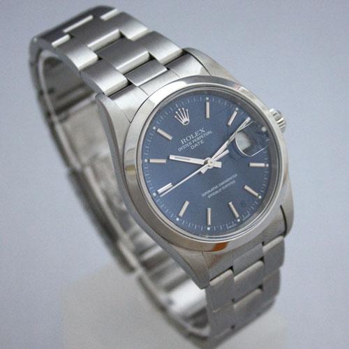 Rolex Date 115200 vendita Rolex Date prezzo Rolex Date Orologio usato ...