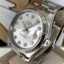 Rolex Datejust Quadrante con brillanti 116234 8