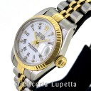 Rolex Datejust Lady Quadrante con brillanti 69173 1