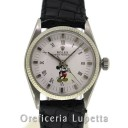 Rolex Oyster Perpetual 31mm Quadrante After Market Mickey Mouse Topolino 6551