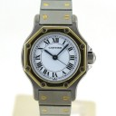 Cartier Santos Octagon Lady