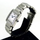 Cartier Tank Francaise Lady Diamonds Dial 3217 WE110006